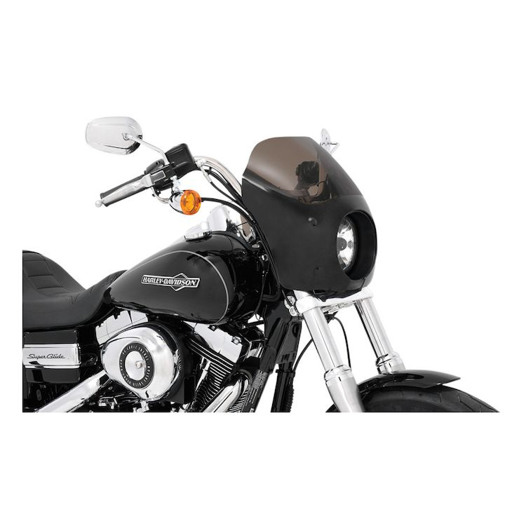 Memphis Shades Cafe Fairing For Harley Sportster Custom 2011-2019