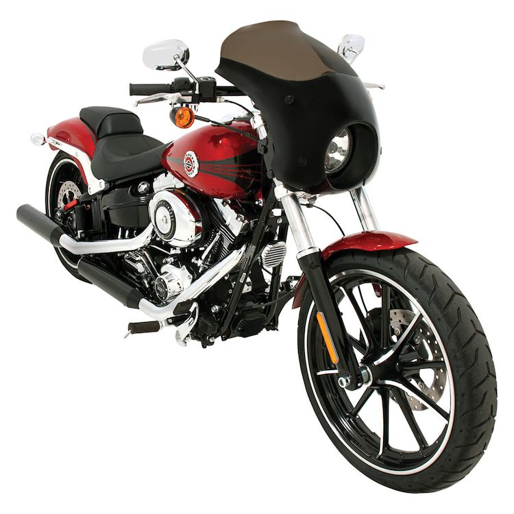 Memphis Shades Bullet Fairing For Harley Softail Breakout 2013-2017