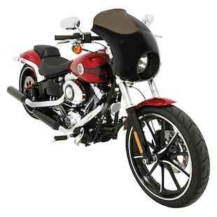 Memphis Shades Bullet Fairing For Harley Softail Breakout 2013-2017
