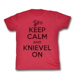 Evel Keep Calm T-Shirt