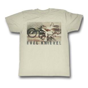 Evel Knievel Ameriknievel T-Shirt