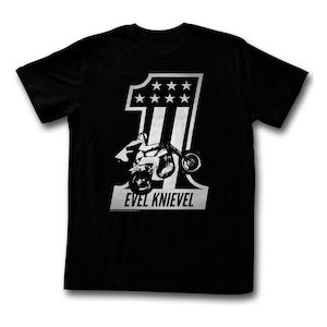 Evel Knievel One T-Shirt