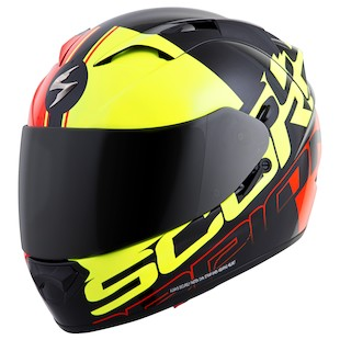 Scorpion EXO-T1200 Quattro Motorcycle Helmet