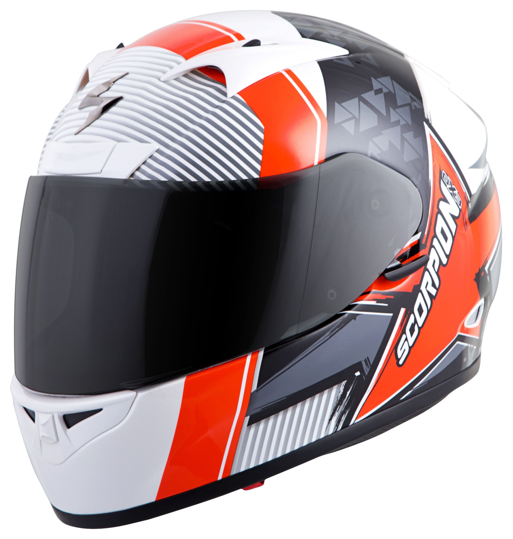scorpion exo r710 crystal helmet revzilla. Black Bedroom Furniture Sets. Home Design Ideas