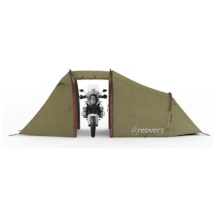 Redverz Atacama Expedition Tent (Color: Green)