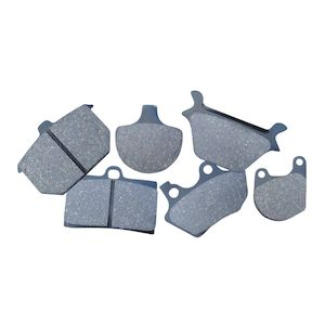 EBC Brakes Organic Front / Rear Brake Pads For Harley Touring / V-Rod 2008-2018
