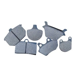 EBC Brakes Organic Front / Rear Brake Pads For Harley