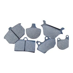 EBC Brakes Kevlar Rear Brake Pads For Harley Sportster 2004-2013