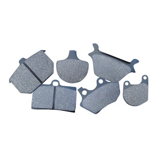 EBC Brakes Kevlar Rear Brake Pads For Harley