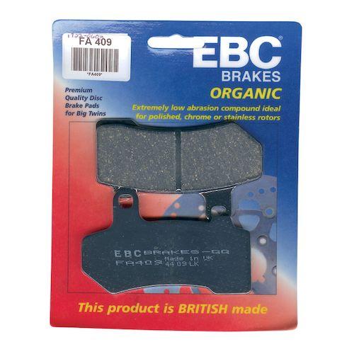 Ebc Touring Brake Review
