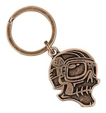 Troy Lee Skully Keychain