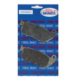Lyndall Brakes Gold Plus Front Brake Pads For Harley Sportster 2004-2013