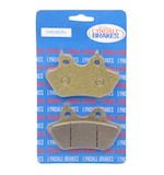 Lyndall Brakes Gold Plus Rear Brake Pads For Harley Softail 2006-2007