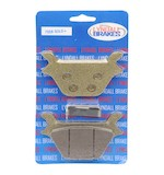 Lyndall Brakes Gold Plus Rear Brake Pads For Harley Big Twin/Sportster 1987-1999