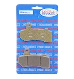 Lyndall Brakes Gold Plus Front / Rear Brake Pads For Harley Touring / V-Rod 2008-2016