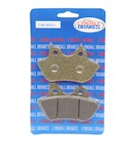 Lyndall Brakes Gold Plus Front/Rear Brake Pads For Harley