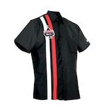 Klock Werks Striped Shop Shirt