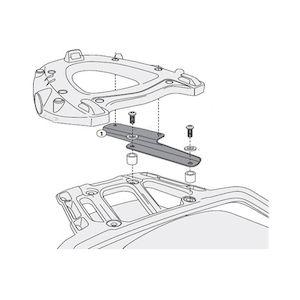 Givi SR6403 Top Case Rack Triumph Tiger Explorer 1200 / XC / XR 2012-2018