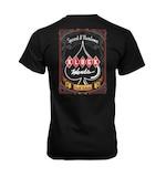 Klock Werks Pinstripe T-Shirt