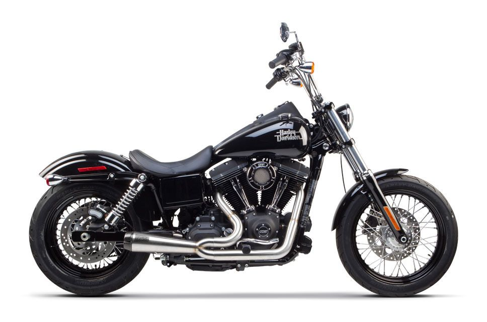 Two Brothers Harley Touring Exhaust Review