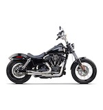 Two Brothers Comp-S 2-Into-1 Exhaust For Harley Dyna 2006-2016
