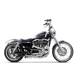 Two Brothers Comp-S 2-Into-1 Exhaust For Harley Sportster 2014