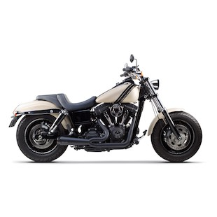 Two Brothers Comp-S 2-Into-1 Exhaust For Harley