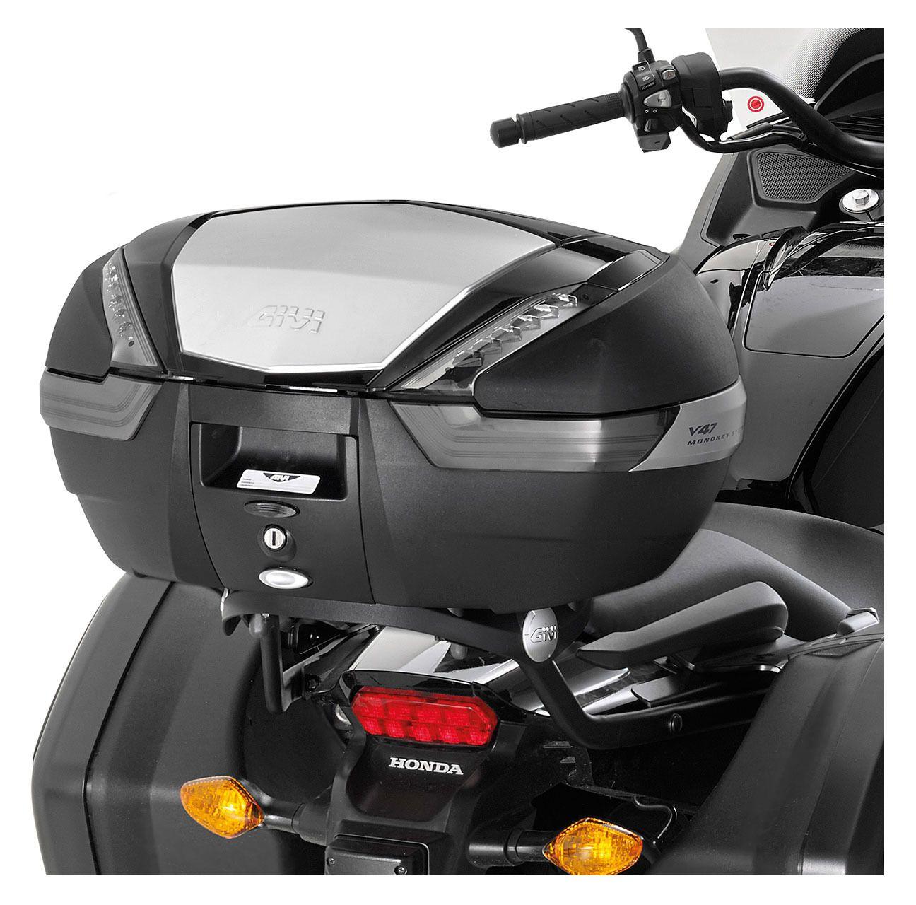 Givi 1133fz Top Case Support Brackets Honda Ctx700 2014