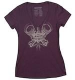 Troy Lee Women's Piston V-Neck T-Shirt