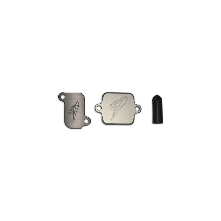 Graves Block Off Plates Yamaha FZ-09 / MT-09 / FJ-09 / XSR900 / YXZ1000R