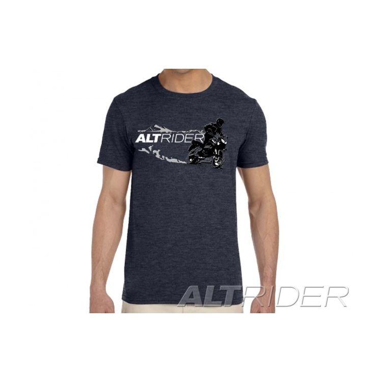 Alt Rider Super Tenere T Shirt X on Super Tenere Exhaust