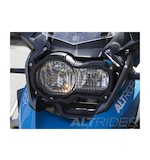 AltRider Headlight Guard Dual-Lens Kit BMW R1200GS WC 2013-2015