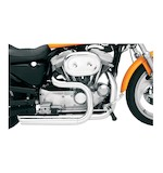 Bassani Heat Shields For Pro-Street Exhaust For Harley Sportster 1996-2013