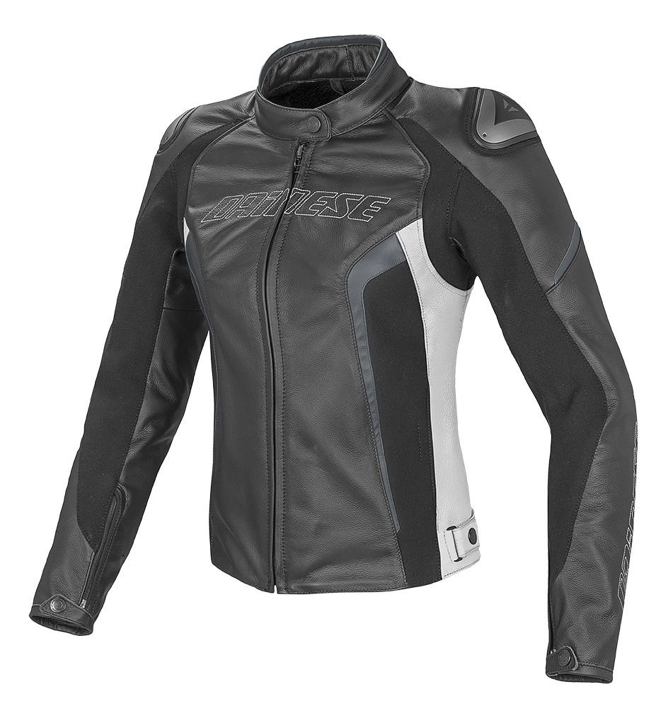 Dainese Racing D1 Women&39s Leather Jacket - RevZilla