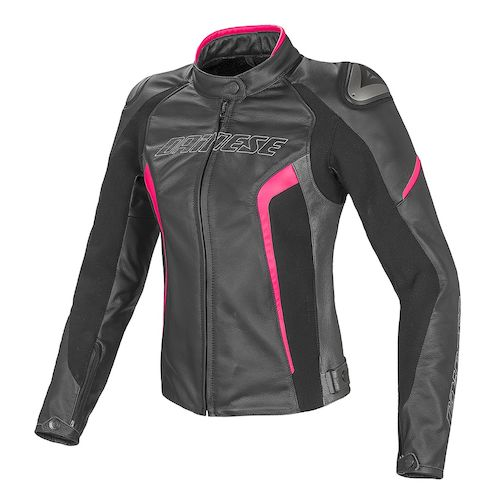 Dainese racing leather jacket
