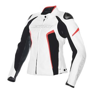 Dainese Racing D1 Women's Leather Jacket
