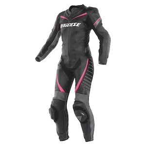 Dainese Racing Women's Leather Race Suit (40)