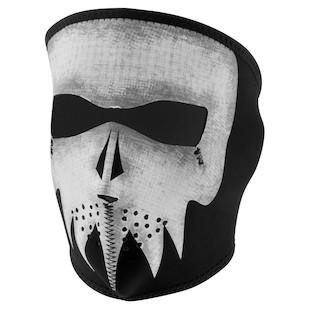 Zan's Glow In The Dark Neoprene Full Face Mask
