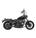 Bassani Road Rage 2-Into-1 Exhaust System For Yamaha Bolt 2014-2015