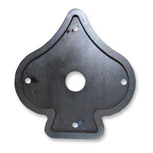 Klock Werks Weld-In Spade Taillight Bracket