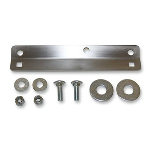 Klock Werks Tuck-It Oil Cooler Relocation Bracket For Harley Touring 2009-2016