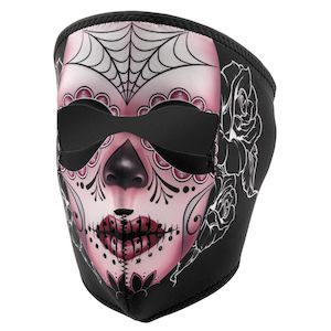 ZANheadgear Neoprene Full Women's Face Mask