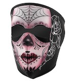 Zan's Neoprene Full Women's Face Mask