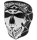Zan's Lethal Threat Neoprene Full Face Mask