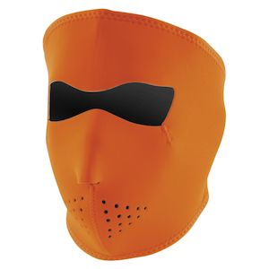 ZANheadgear Hi-Viz Neoprene Full Face Mask