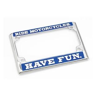 Biltwell License Plate Frame