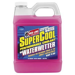 Red Line SuperCool Engine Coolant with WaterWetter