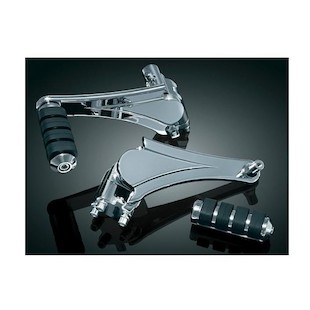 Kuryakyn Adjustable Passenger Peg Kit For Harley