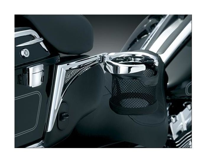 Kuryakyn Passenger Drink Holder For Harley Touring Trike