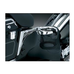 Kuryakyn Passenger Drink Holder For Harley Touring / Trike 2014-2020
